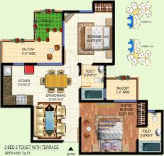sq 885 sq ft 2 bhk 2t apartment for sale in amrapali courtyard