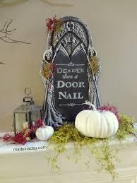 chalkboard tombstone free printable