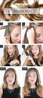 hair extensions as seen on tv how to put in extensions how to apply extensions