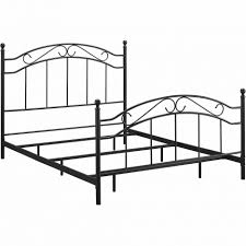 bed frames king metal platform bed wrought iron beds for sale