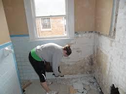 bathroom tile removing bathroom tile style home design fresh to