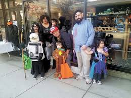 downtown holds trick or treat event local news citizentribune com