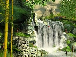 arriere plan bureau animé scenery wallpaper fond d écran sur