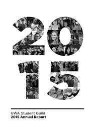 Uwa Cover Sheet by Uwa Student Guild Annual Report 2015 By Uwa Student Guild Issuu