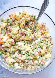 olivier cuisine olivier salad recipe cooking lsl