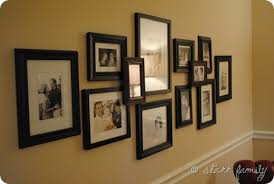 Pottery Barn Picture Frame Frame Risers Sixteen Dollars Each At Pottery Barn Or Use A