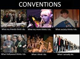 Cosplay Meme - what i actually do meme convention style cosplay com