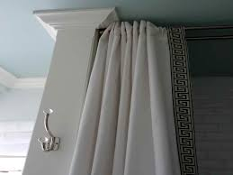 How To Hang Shower Curtain Hanging Shower Curtains Rooms