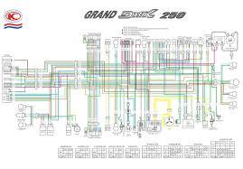 kymco wiring diagrams ewd motorcycle owner manuals pdf download