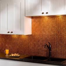 Fasade Kitchen Backsplash Fasade 24 In X 18 In Terrain Pvc Decorative Tile Backsplash In