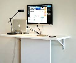 diy wall mounted desk over at you can check out how to make this