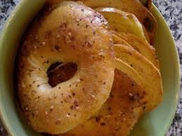 mini bagel chips recipe ree drummond food network