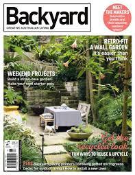 Backyard  Garden Design Ideas Magazine Issue - Backyard and garden design ideas magazine