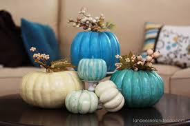 pretty painted pumpkins landeelu com