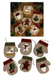 free simple felt ornament patterns ornaments kit pattern felt