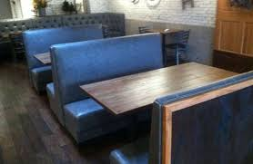 Restaurant Booths Commercial Upholstery Philip Ramos Upholstery