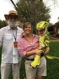 Jurassic Park Costume Halloween South Jurassic Park Family Halloween Costume