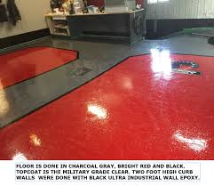 flooring garage and workspace with epoxy flooring images and