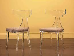 Acrylic Dining Chair Fantasia Dining Chair Shahrooz Art