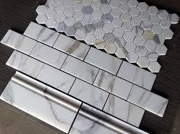 Floor Tile Skirting Calacatta Skirting The Builder Depot Blog