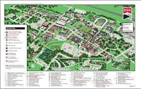 Gt Campus Map Esu Campus Map My Blog