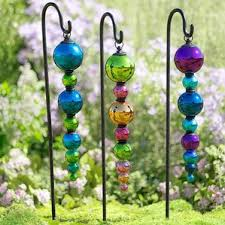 glass lawn ornaments you ll wayfair