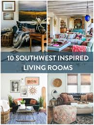 inspired living rooms eye candy 10 cozy southwest inspired living rooms curbly