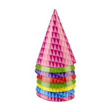 party hats party hats pack of 8 kmart