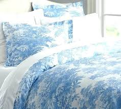 yellow toile duvet cover blue and yellow toile bedding sets nms15