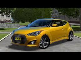 hyundai veloster car and driver hyundai veloster turbo city car driving 1 5 0 g27