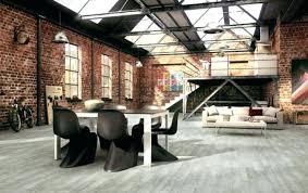bureau loft industriel table salle a manger loft charming table salle a manger loft 2