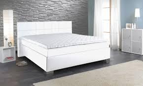 Schlafzimmer Boxspringbett Komplett Matraflex Arosa Modern Boxspringbett Perfekt Schlafen De