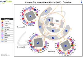 Airport Floor Plan Design by Airport Maps Charts Diagrams Kansas City International Airport