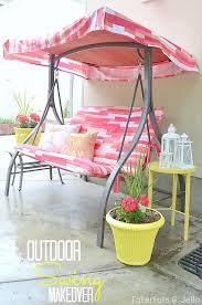 Free Sewing Patterns For Outdoor Furniture by Best 25 Outdoor Swing Cushions Ideas On Pinterest Porch Swing