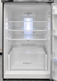 lg ltns16121v refrigerator review reviewed com refrigerators