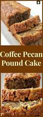 coffee pecan pound cake lovefoodies