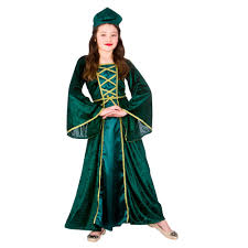 medieval halloween costume u0027s medieval tudor princess costume my fancy dress ireland