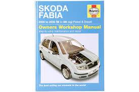 reparationshåndbog fabia 8 00 12 06 reparationshåndbøger