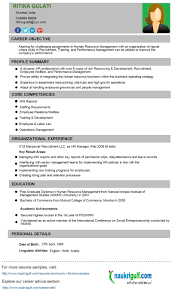 Professional Resume Guidelines Hybrid Combination Cover Letter Resume Format Samples Current