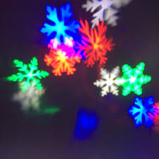Outdoor Snow Light Projector by Outdoor Snowflake Snow Laser Led Landscape Light Garden Holiday