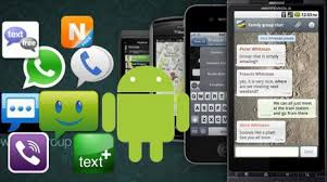 best sms app android best 5 sms apps for your android device