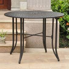 Outdoor Sofa Table by Steel Patio Furniture Shop The Best Outdoor Seating U0026 Dining