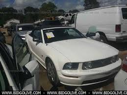 2007 ford mustang gt convertible used 2007 ford mustang gt convertible car from iaa auto auction
