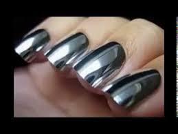 mirror nails mirror effect nail polish silver gold mirror nails