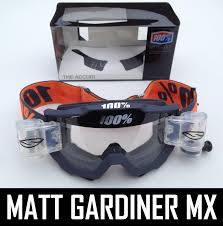 smith motocross goggles 100 percent accuri mx motocross goggles gunmetal smith roll off