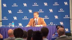 calipari delivers thanksgiving message after uk victory