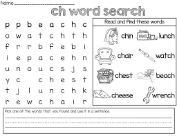 diagraph th sh ch and sh activities includes both beginning