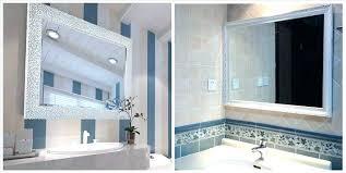 Bathroom Vanity And Mirror Bathroom Mirror Side Lights 2 Light Bathroom Vanity Light Unique