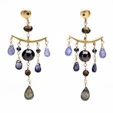 gold chandelier earrings eles designs