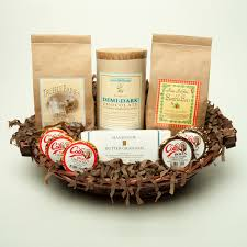 beautiful bountiful chocolate gift basket colts chocolates